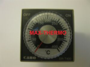 New In Box Caho Temperature Controller Sr t400ejron Out Relay
