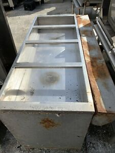 Commercial Four Compartment Sink