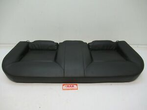Rear Back Seat Cushion Bottom Base Leather Fits 05 10 Cobalt Ss Coupe 2 Door Car