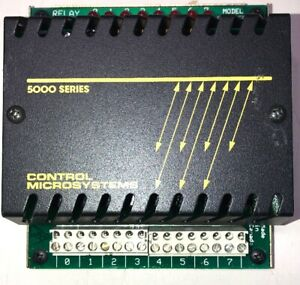 Scadapack 5000 Series Control Microsystems 5407 Relay Output free Priority Ship