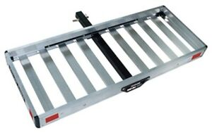 Tricam Acc 2f Folding Aluminum Cargo Carrier For 2 Hitch