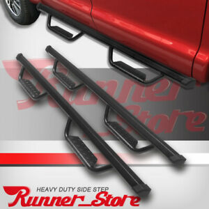 3 Fit 2005 2020 Nissan Frontier Crew Cab Running Board Side Step Nerf Bar Bd