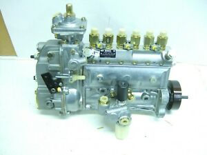 Ford New Holland Genesis 87801604 8770 Fuel Injection Pump new Oem Bosch 1993 95
