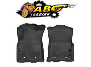 Husky Liners For 2018 Toyota Tacoma Manual T Weatherbeater Front Floor 13981