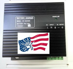 Ch2806 Automatic Generator Battery Charger 6amp Output 12 24vdc Autotransfer