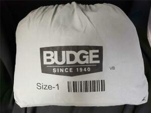 Budge Dodge Van Small Truck Light Cover Size Vb 1 Polypropylene Gray