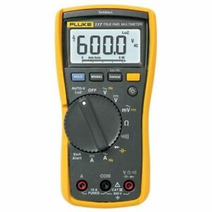 Fluke 117 Digital Multimeter W voltalert Technology