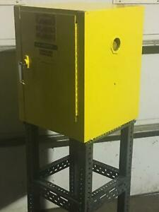 Flammable Storage Cabinet 4 Gal With Stand