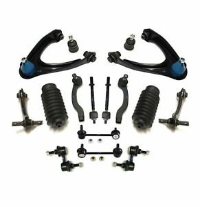 16 Pc Front Rear Suspension Kit For Honda Cr V 1997 2001 Upper Control Arms