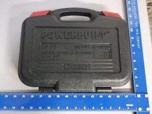 Powerbuilt Bubble Flaring Tool Kit 648990
