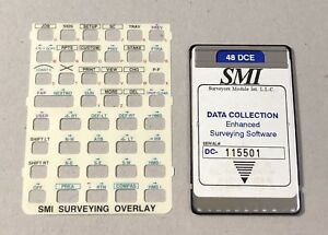 Smi Dce Data Collection Card For Hp 48gx Calculator