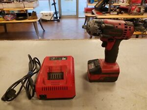 Snap On Tools Ct8810a 18v 3 8 Cordless Impact Battery Charger
