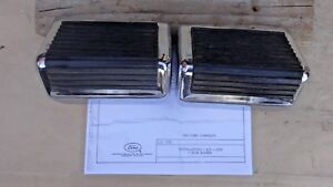 Nos 1965 Ford Station Wagon Rear Bumper Step Kit Original Accessory