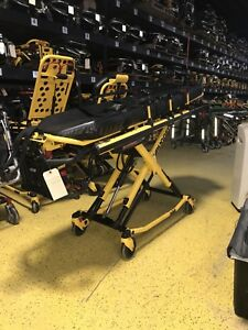Stryker Power Pro Xt Ambulance Stretcher Cot Incl Mattress Ferno Ems Emt 3875