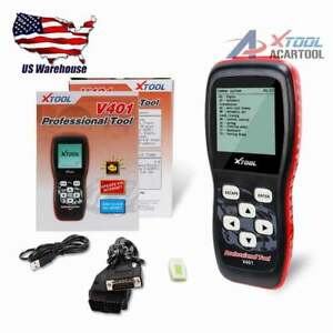 Xtool Vag401 Obd2 Abs Srs Code Reader Diagnostic Tool For Audi Vw Seat Skoda Us