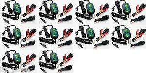 10 Pack Battery Tender High Efficiency 800 022 0150 dl wh 12 Volt Chargers