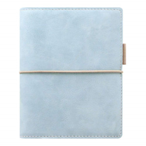 Filofax 2019 Pocket Domino Organizer Soft Pale Blue 4 75 X 3 25 Inches