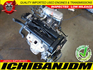 Jdm Honda B20b Engine Crv Motor 2 0l 97 01 Civic Integra B18b Replacement