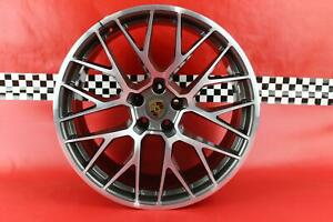 2015 2016 2017 2018 17 18 Porsche Macan 20x10 Reman Rear Wheel Rim 95b601025b6