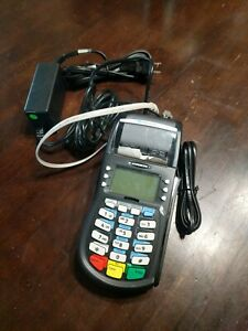 Hypercom Optimum T4210 Credit Card Terminal