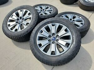 20 Ford F 150 Expedition Oem Rims Wheels Tires Black New 10006 2018 2019 2020