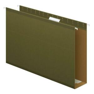 Pendaflex Extra Capacity Reinforced Hanging File Folders 3 Legal Size