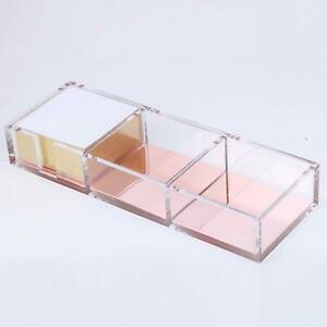 Rose Gold Notes Holder With Cube Memo Pad 320 Sheets Acrylic 3 In 1 Drawer Or