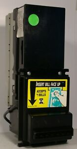 Mars Mei Vn2311u3 Dollar Bill Acceptor Validator 110vac With Harness Cable