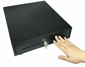 Angel Pos Manual Open Portable 16 X 14 Point Of Sale pos Cash Drawer