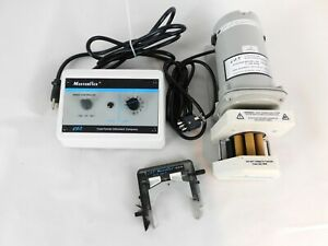 Peristaltic Variable Speed Easy Load Masterflex Pump 1 100 Rpm Cole Parmer