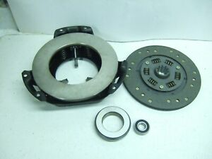 Clutch Kit With Plate For Ford Tractor 800 821 841 851 8n 941 951 9n Oem Ford
