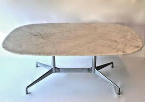 Charles Ray Eames For Herman Miller Aluminum Group Dining Conference Table