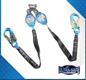 Ultra safe 100 Tie Off Srl Srd Retractable Device For Fall Protection