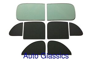 1942 1946 1947 1948 Chevrolet Convertible 8pc Classic Glass New Chevy Windows