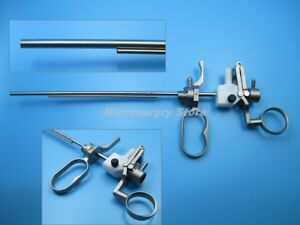 Resectoscopy Passive Working Element Compatible With Karl Storz Resectoscope