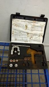 Blue Point Flaring Double Flaring Tool Set Tf 528 e