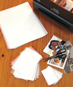 Laminator Or Set s Of 100 Sheets Seal Photos Signs Recipes School Projects Ids