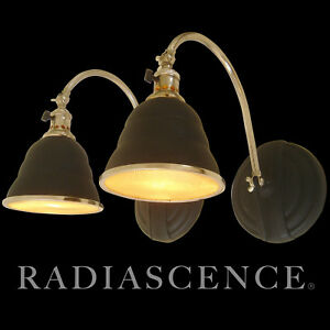 General Electric Art Deco Streamline Industrial Modern Wall Sconce Table Lamps