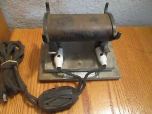 Antique Curling Iron Heater Solar Electric Co