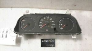 Speedometer Kph Without Tachometer 83010 02121 Fits 93 97 Toyota Corolla 90151