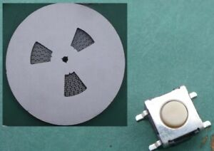 Omron Tactile Smt Smd Switch Complete Reel Of 1000 Switches New