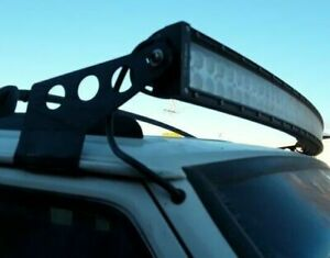Jeep Grand Cherokee Zj 93 98 52 Led Light Bar Mounting Bracket Free Shipping