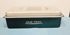 One Tray Sealed Sterilization Container Surgical Cases