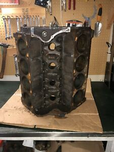 Ford 429 460 Parts C9ve D0ve Cylinder Heads Engine Block