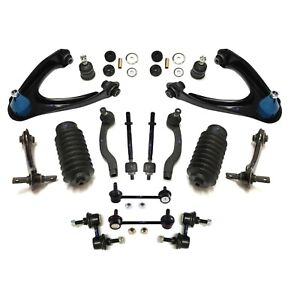 18 Pc Suspension Kit For Honda Cr V 1997 2001 All Models Control Arms Tie Rods