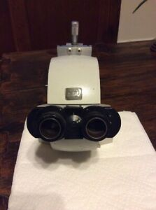Carl Zeiss Microscope Parts Model 4655238 Microscope Stage Used