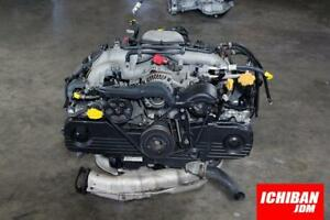 Subaru Impreza Legacy Forster Ej25 Sohc Replacement Engine Only 2005 99