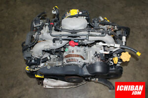 Subaru Ej20 Sohc 2 0l Engine Impreza Forester Replacement For Ej25 99 2005