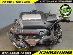 Jdm J32a V6 Motor 3 2l Acura Tl Type S 2001 2002 2003 Acura Cl Engine Low Miles