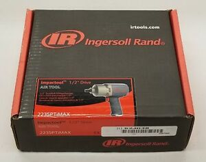 New Ingersoll Rand 2235ptimax 1 2 Drive Impactool Wrench